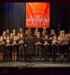 Mješoviti zbor GŠP na natjecanju Adria Cantat u Šibeniku