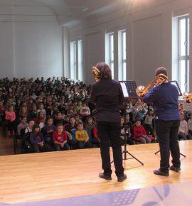 Projekt U Glazbenu na glazbeni okupio učenike požeških škola i polaznike vrtića