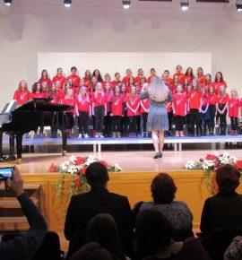 Pogledajte Prvu večer Božićnih koncerata