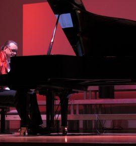 Održani predavanje i koncert Joea Meixnera