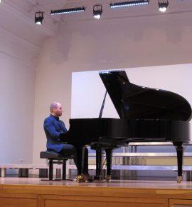 Održan koncert Karla Ivančića