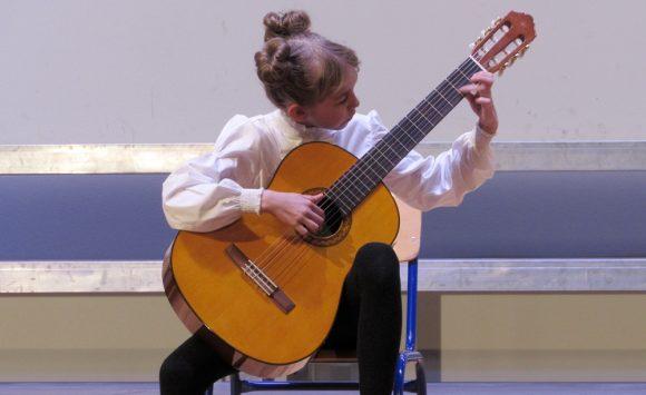Održan koncert Područnog odjela Kutjevo
