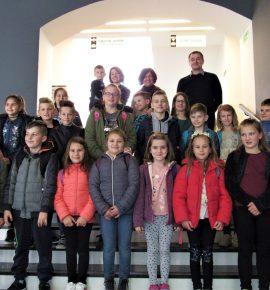 Posjet učenika Područne škole Gornja Bebrina