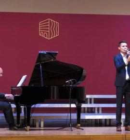 Marijan i Mate Đuzel održali koncert