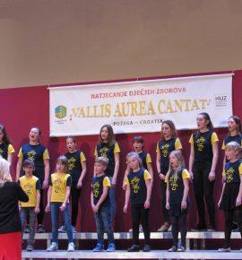 Održan 6. Vallis aurea cantat