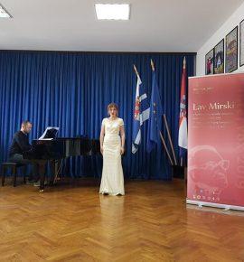 """Rezultati pjevačkog natjecanja """"Lav Mirski"""""""