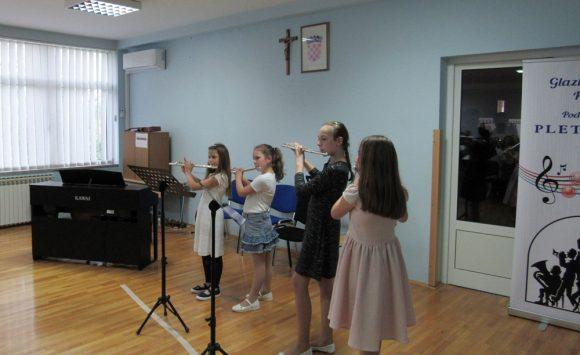 Održan Završni koncert Područnog odjela Pleternica