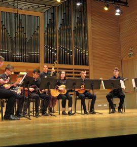 Nastup na 3. Tambura instrumental festivalu u Zagrebu