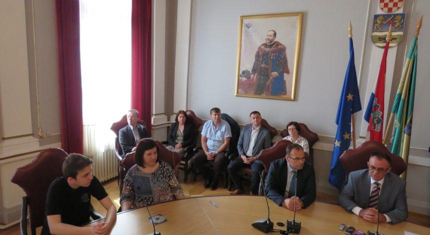 """Dominik Budimir dobitnik prve nagrade u natječaju """"Kreativni i neovisni"""""""