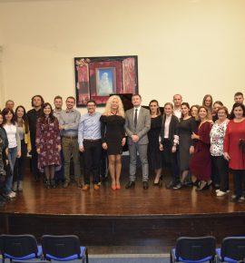 Koncert profesora Glazbene škole Požega u Umjetničkoj školi Poreč