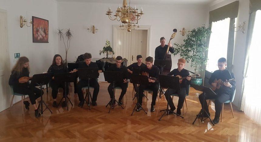 Međužupanijska smotra  komornih sastava Slavonije i Baranje