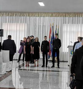 Nastup naših učenika povodom Dana općine Jakšić