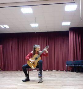 Božićni koncert u Kutjevu