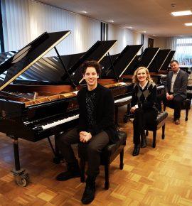 U hamburškoj tvornici klavira Steinway & Sons izabrali smo dragulj koji će krasiti našu Koncertnu dvoranu