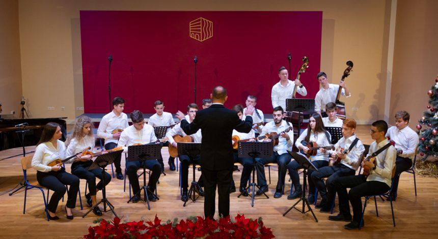 Svečani završni božićni koncert