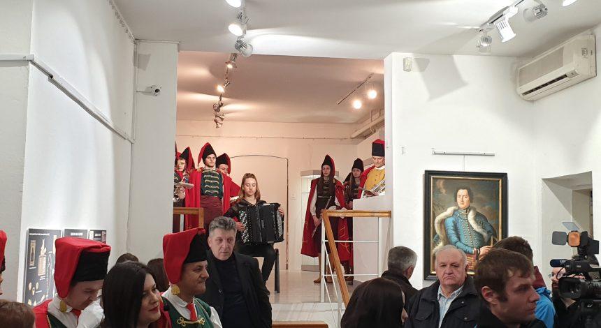 Otvorenje izložbe Barun Trenk, novo lice legende