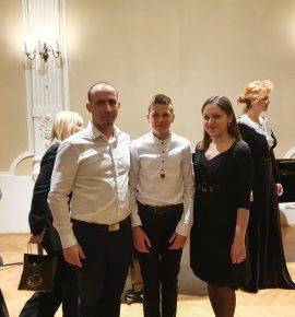 """Naši učenici sudjelovali na koncertu mladih talenata zaklade """"Hrvatska za djecu"""""""