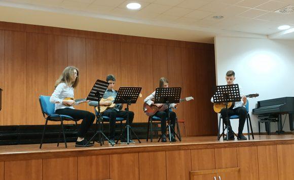 Nastup naših učenika u Glazbenoj školi Slavonski Brod