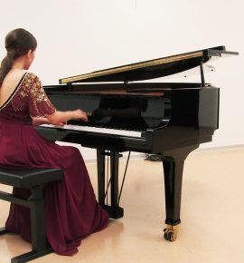 Održan Klavirski recital u izvedbi Ane Orić, klavir