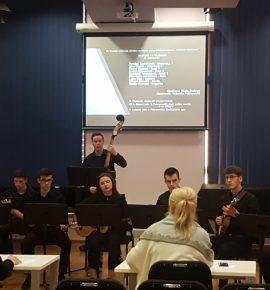 Rezultati 56. državnog natjecanja učenika i studenata glazbe za komorne sastave