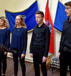 Nastupi učenika Glazbene škole Požega povodom Dana policije