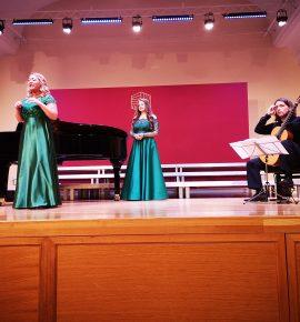 """Održan koncert """"Večer ruskih skladatelja"""""""
