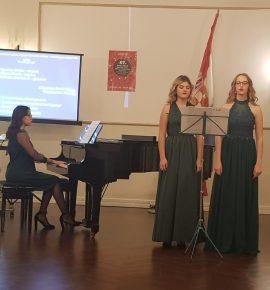 Rezultati naših učenika na 57. regionalnom natjecanju učenika i studenata glazbe za komorne sastave