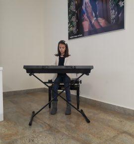 Nastup naših učenika na Dječjem danu grada Pleternice