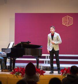 Naš učenik Dominik Budimir u emisiji Na školskom hodniku
