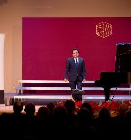 Ruben Dalibatayan održao seminar za učenike klavirskog odjela
