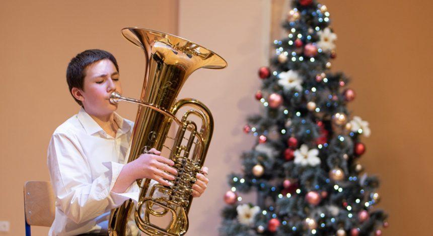 Božićni koncert – prva večer