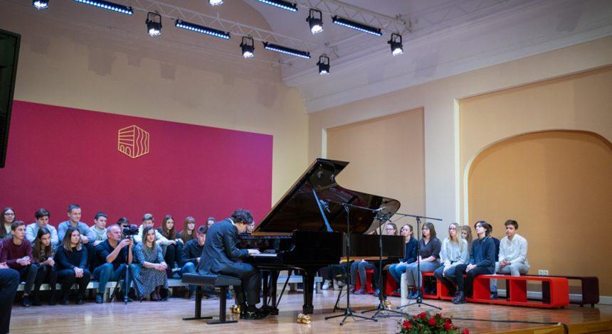 Održana inauguracija novog klavira