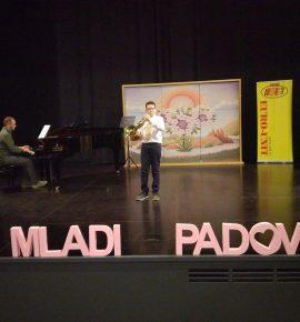 """Naši učenici sudjelovali na međunarodnom natjecanju """"MLADI PADOVEC"""""""