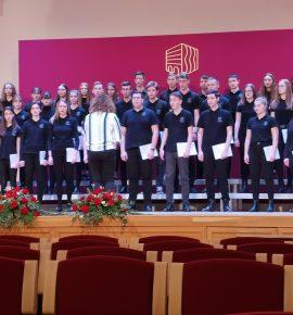 Regionalno natjecanje naših zborova