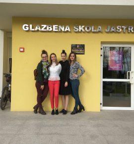 Naši učenici sudjelovali na Regionalnom natjecanju HDGPP u Jastrebarskom