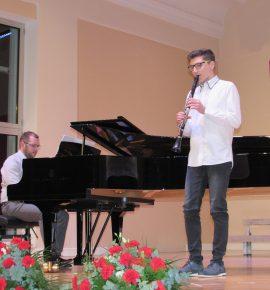 Regionalno natjecanje – klarinet