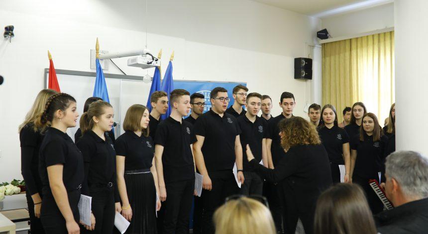 Naši učenici nastupali na promocijama studenata Veleučilišta u Požegi