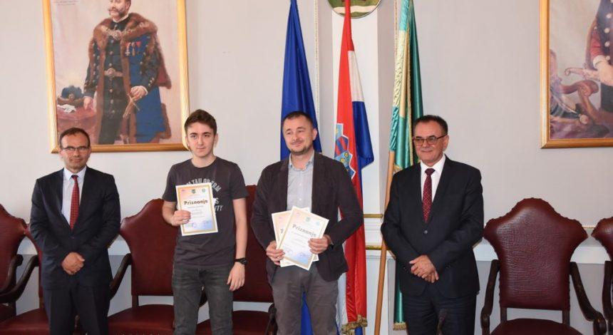 Dominik Budimir nagrađen drugom nagradom na natječaju Kreativni i Neovisni