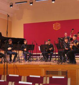 Koncert učenika Glazbene škole Požega za udrugu Oksimoron