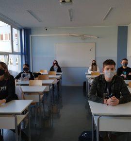 Održano je školsko natjecanje iz Engleskog jezika