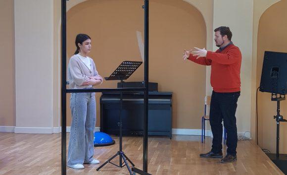 Proslavljeni hrvatski tenor Tomislav Mužek održao seminar