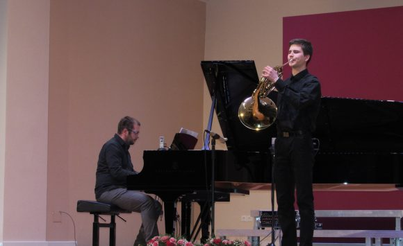 Naš učenik Fran Matić prošao na European Youth Orchestra Academy u Mannheimu