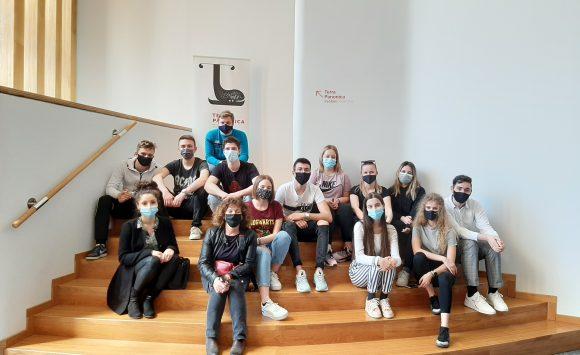 FOTO VIJESTI – Maturanti posjetili Interpretacijski centar Terra Panonica u Pleternici