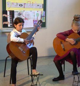 Održan je Završni koncert učenika Područnog odjeljenja Kutjevo